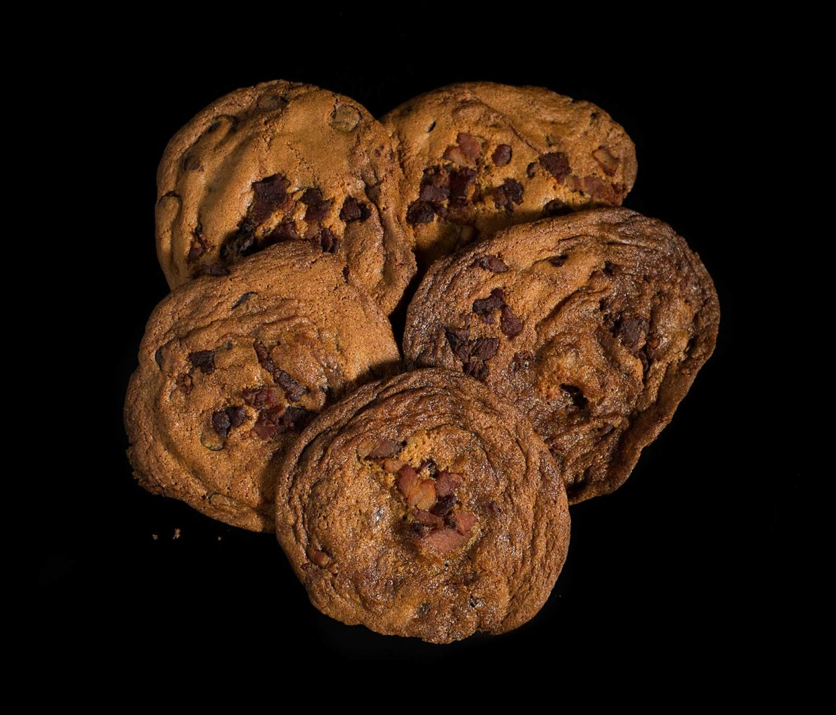 The Chocolate Chip Cookies