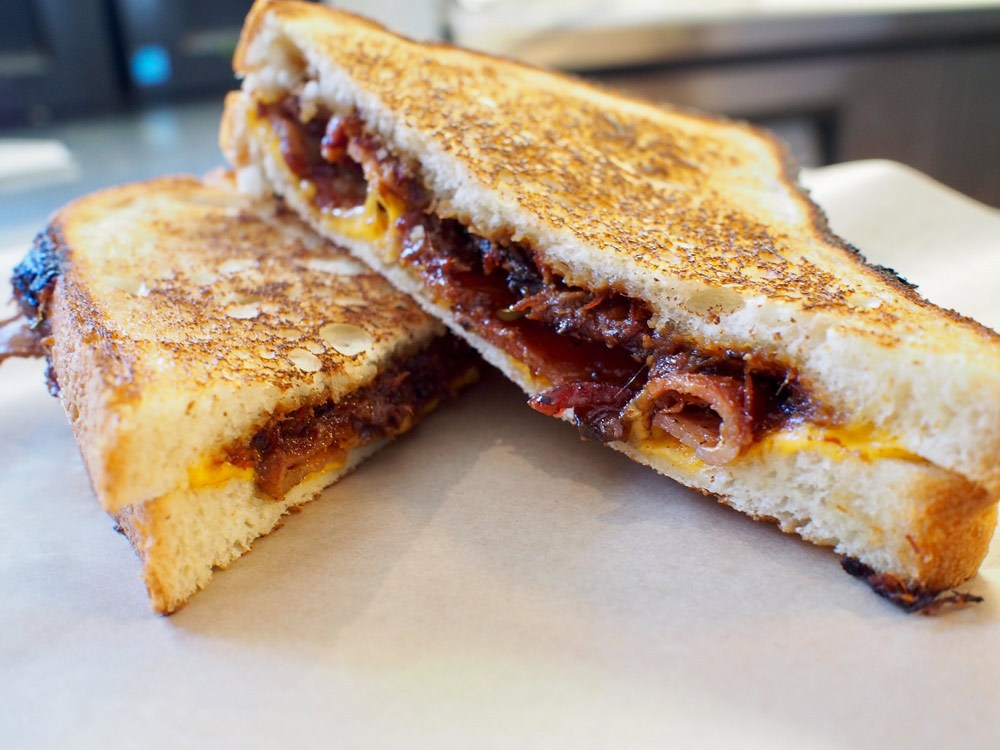 The Grilled Cheese - Bacon Bacon - San Francisco